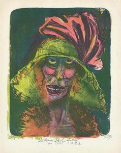 Otto Dix: Leonie