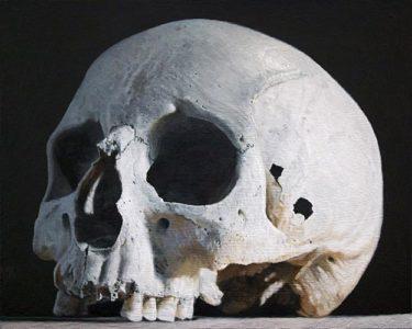 Joseas R. Helmes: Schädel Nr. 4