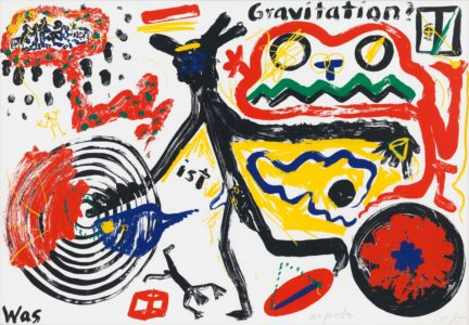 A.R. Penck: Was ist Gravitation (What is gravitation)