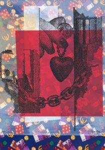 Sigmar Polke: S.H. Oder die Liebe zum Stoff
