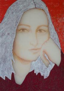 Sue Hayward: Beneath Scarlet Skies
