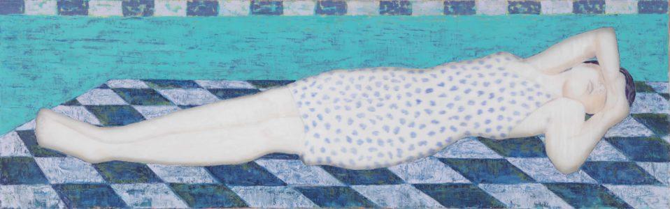 Sue Hayward: Swimming Pool II