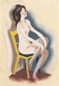 Richard Ziegler: seated act
