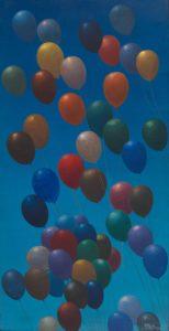 Reinhold Nägele: Balloons