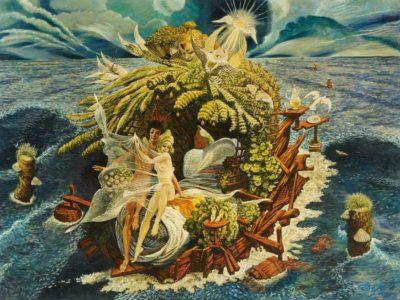 Gert Wollheim: Travel to Cythera