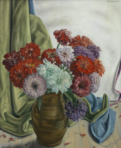 Aimé Barraud: Bouquet de fleurs