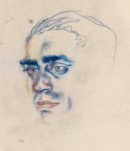 Elfriede Lohse-Wächtler: Man's head