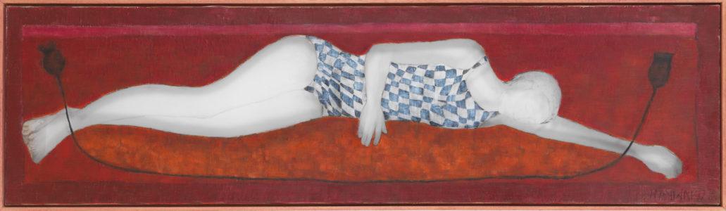 Sue Hayward: opium poppy
