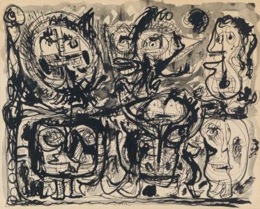 Asger Jorn: composition