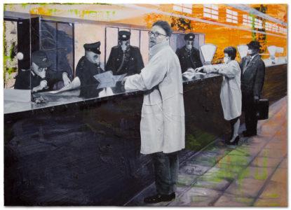 Joseas R. Helmes: Post office ( They'reback )