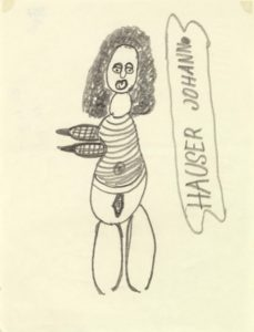 Johann Hauser: Character portrait