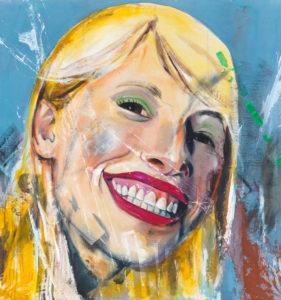 Funny van Dannen: Blondes Lächeln